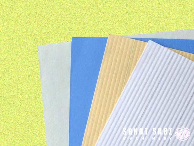 کاغذ فیلتر هوا-www.sanatgaransabz.com